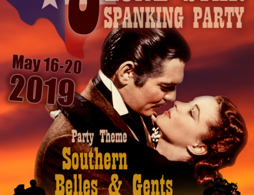 Did you know I Host the Annual Lone Star #Spanking Party in #Houston?